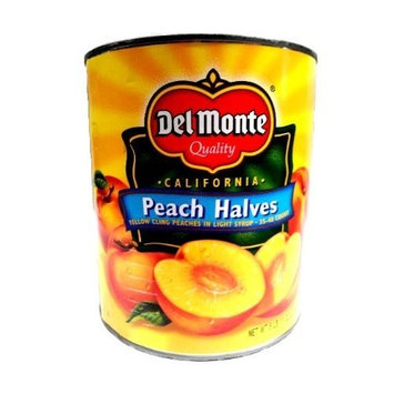 Del Monte Sliced Peaches, 6.63-Pound