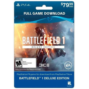 Incomm Battlefield 1: Deluxe Edition Sony