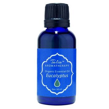 Organic Euclyptus Globulus Oil Essential Oil, Pesticide & Herbicide Free Talia Organics 30 ml Oil