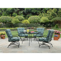 Zhejiang Wude Furniture Better Homes and Gardens Seacliff 5-Piece Outdoor Dining Set (Box 1 of 2)
