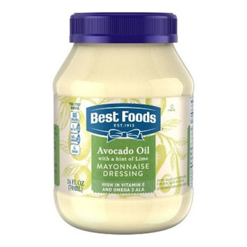 Best Foods Avocado + Lime Mayonnaise Dressing