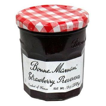 Bonne Maman Strawberry Preserve, 6-Count [Strawberry]