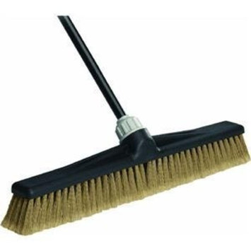 Smooth Wide Push Broom