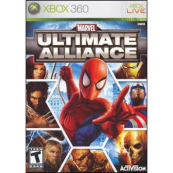 Xbox Marvel: Ultimate Alliance (used)