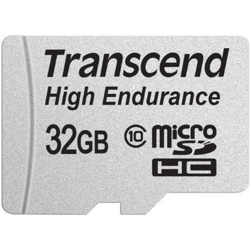 SD microSD Card 32GB Transcend Sdhc High Endurance Class10
