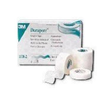 Medical Tape, NonSterile, White, 2 Inch X 10 Yards - 6 Per Box