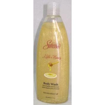 Suddenly Smooth - Milk 'n Honey - Body Wash 16.75oz