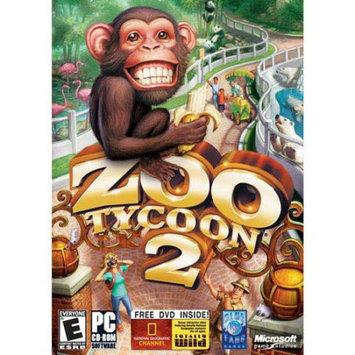 Microsoft Corp. Microsoft Zoo Tycoon 2 - Strategy Game DVD Box Retail - PC - English