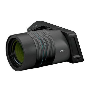 Lytro Illum Light Field Digital Camera (NA), 8x Optical Zoom, 4 LCD Display, Micro USB 3.0, Wi