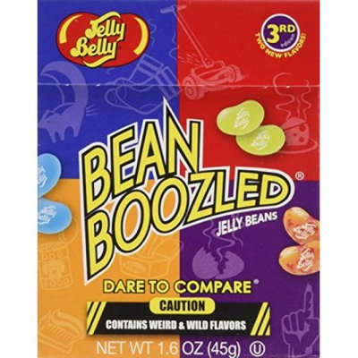 Jelly Belly Bean Boozled - 1.6oz boxes - 24 Count Case