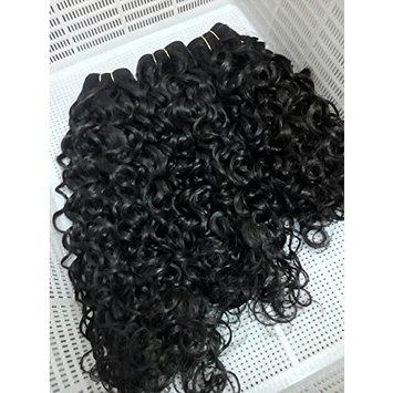 10a grade curly filipino virgin human hair weave 3bundels /lot (12