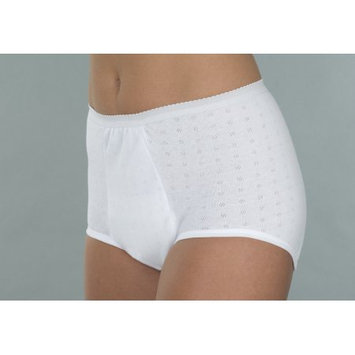 EasyComforts 4X Women's Incontinence Briefs - 20 Oz.