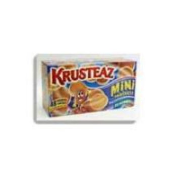 Ralcorp Krusteaz Bakery Chef Mini Premium Pancake - 1080 per case.