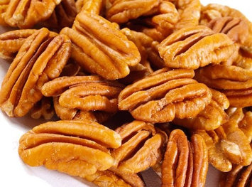 Agro Foods Raw Fancy Mammoth Pecan Halves (Jumbo)