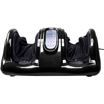 Hitnotion Foot Massager Machine - Health Foot Care - Shiatsu Foot Massager - Kneading and Rolling Foot Massager Machine w/ Remote Control Personal Home Health Care Tool Red Pamper Your Feet
