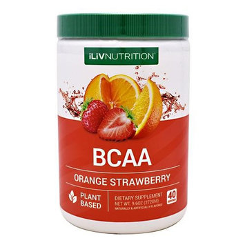ILIV Nutrition ILIV BCAA Orange Strawberry - 40 Servings