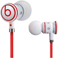 Monster Cable iBeats In-Ear Noise Isolation Headphones with ControlTalk from Monster, White