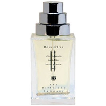 The Different Company Bois D'Iris Eau de Toilette Spray, 0.1 Ounce
