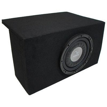For Car 2005-2014 Ford Mustang Coupe Harmony Audio F124 Single 12' Sub Box Enclosure