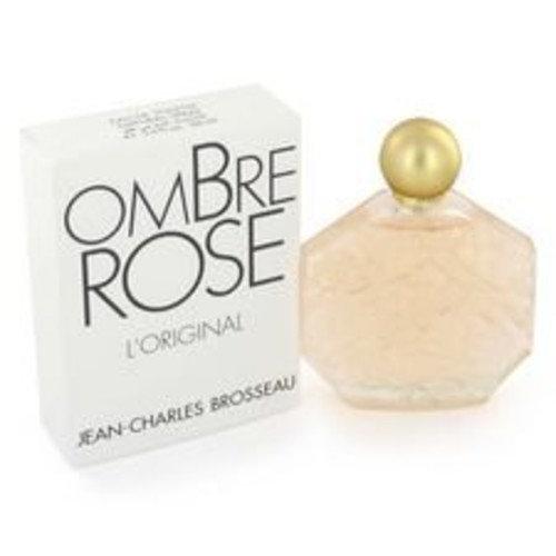 Ombre Rose by Jean Charles Brosseau for Women 6.0 oz Eau de Toilette Splash Flacon
