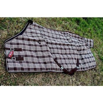 1200 Denier Heavy Winter Horse Coat STABLE BLANKET Brown 409