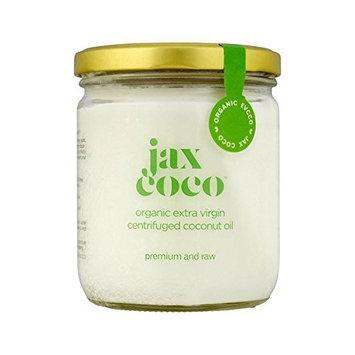 Jax Coco Coconut Oil Organic Fairtrade Centrifuged 400ml