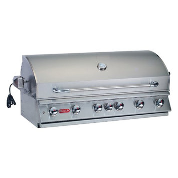 Bull Outdoor Products Bull Outdoor Diablo 5-Burner Gas Grill Head