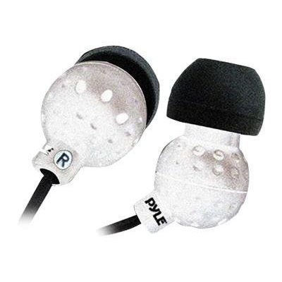 Pyle In Ear Jbud Stereo Headphone White - PIEH30W