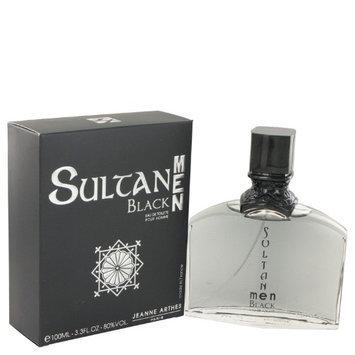 Jeanne Arthes Sultan Man Black EDT 3.3 OZ