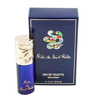 Niki de Saint Phalle Eau de Toilette Spray for Women, 0.45 Ounce