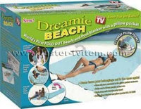 Dreamie Beach- Fold out Blanket