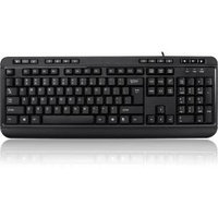 Adesso MULTIMEDIA USB KEYBOARD WITH 3 HUBS