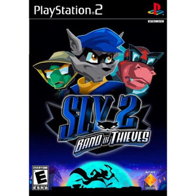 Sony PLAYSTATION 2 Sly 2: Band of Thieves ( Playstation 2 )