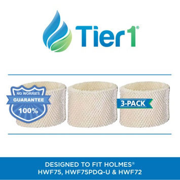 Protect Plus HWF72/HWF75 Holmes Comparable Humidifier Replacement Filter by Tier1 (3-Pack)