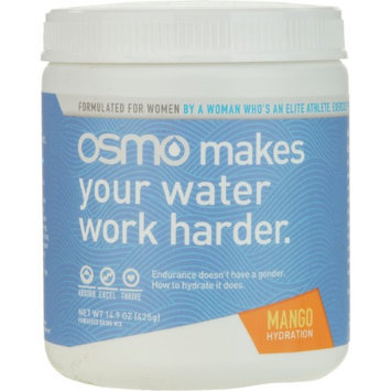 Osmo Nutrition Women's Hydration Mango, 40 Serving Canister