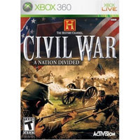 Xbox History Channel: Civil War A Nation Divided