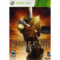 Microsoft Corp. Fable 3 Collector's Edition Xbox 360 Game Microsoft