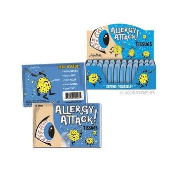 Allergy Attack Tissues