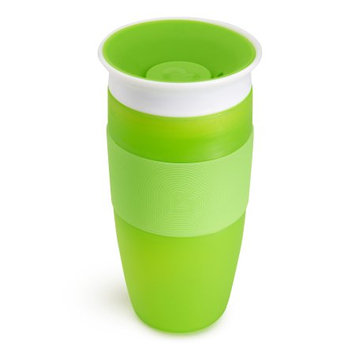 Munchkin Miracle 360 14oz Sippy Cup Green