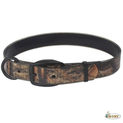 Avery Coated Dog Collar (L)- SG