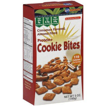 Kays Naturals Kay's Naturals Cinnamon Flavored, Almond Filled Protein+ Cookie Bites, 5 oz, (Pack of 3)