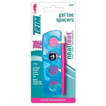 TRIM® Neat Feet™ Gel Toe Spacers Bonus Pack