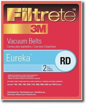 Type RD Eureka Vacuum Cleaner Replacement Belt (2 Pack) - 3M Filtrete - VFM67100