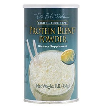 D'Adamo - Protein Blend Powder (Type B/AB) 454g