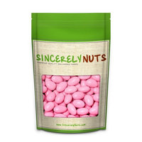 Sincerely Nuts Jordan Almonds, Pink, 5 lb