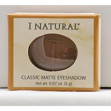I Natural Classic Matte Eyeshadow - Cozy Rose