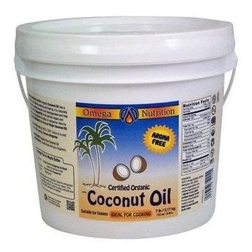 Omega Nutrition, Coconut Oil 112 oz