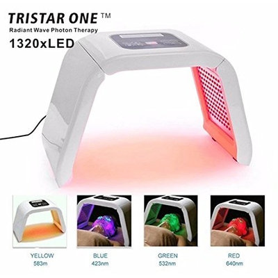 Amazing2015 PDT LED 4 in 1 Photon Treatment Skin Facial Treatment Salon Spa Beauty Equipment Photon Treatment Machine LED Face skin care Light