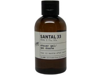 Le Labo Santal 33 Shower Gel 3oz bottle