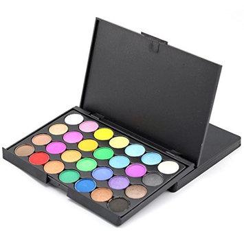 Alonea 28 Colors Women Cosmetic Makeup Neutral Nudes Warm Eyeshadow Palette